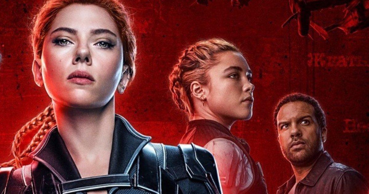 Black Widow Star Taquine Le Nouvel Intérêt D'amour De Natasha