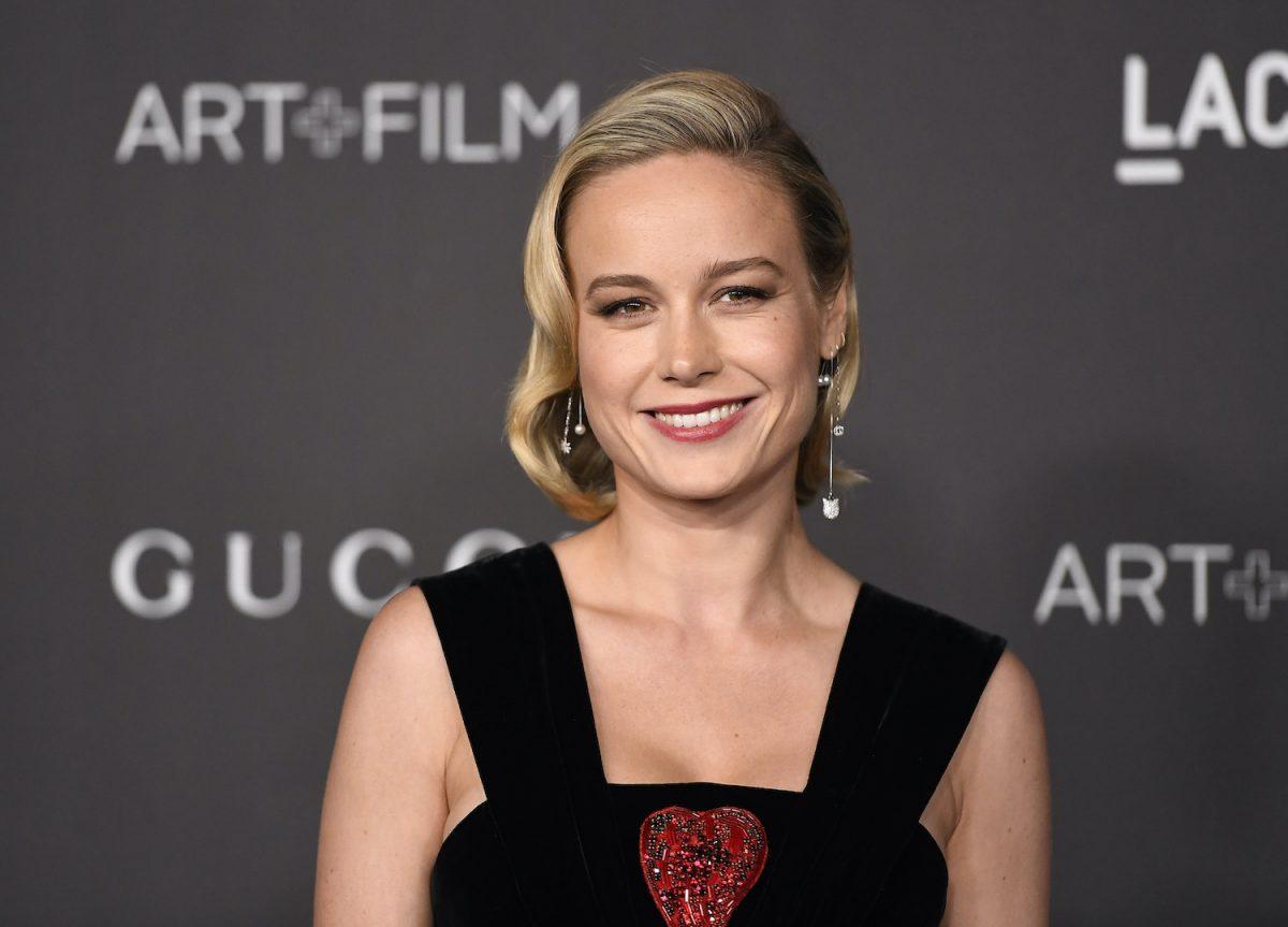 Brie Larson assiste au Gala Art + Film 2019 LACMA 2019