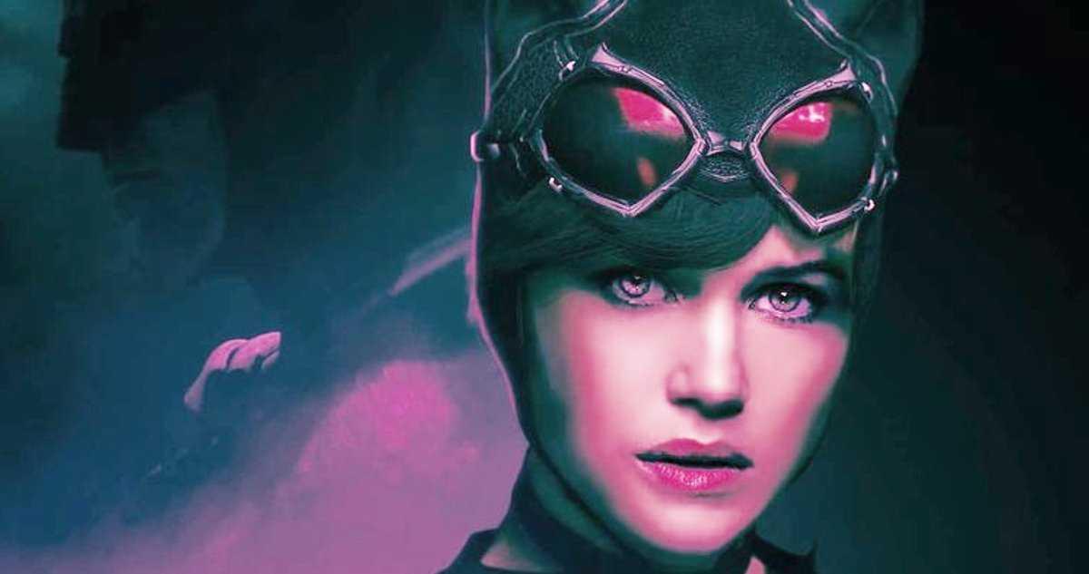 Carla Gugino Imaginée Comme Catwoman Dans Le Fan Art Dceu