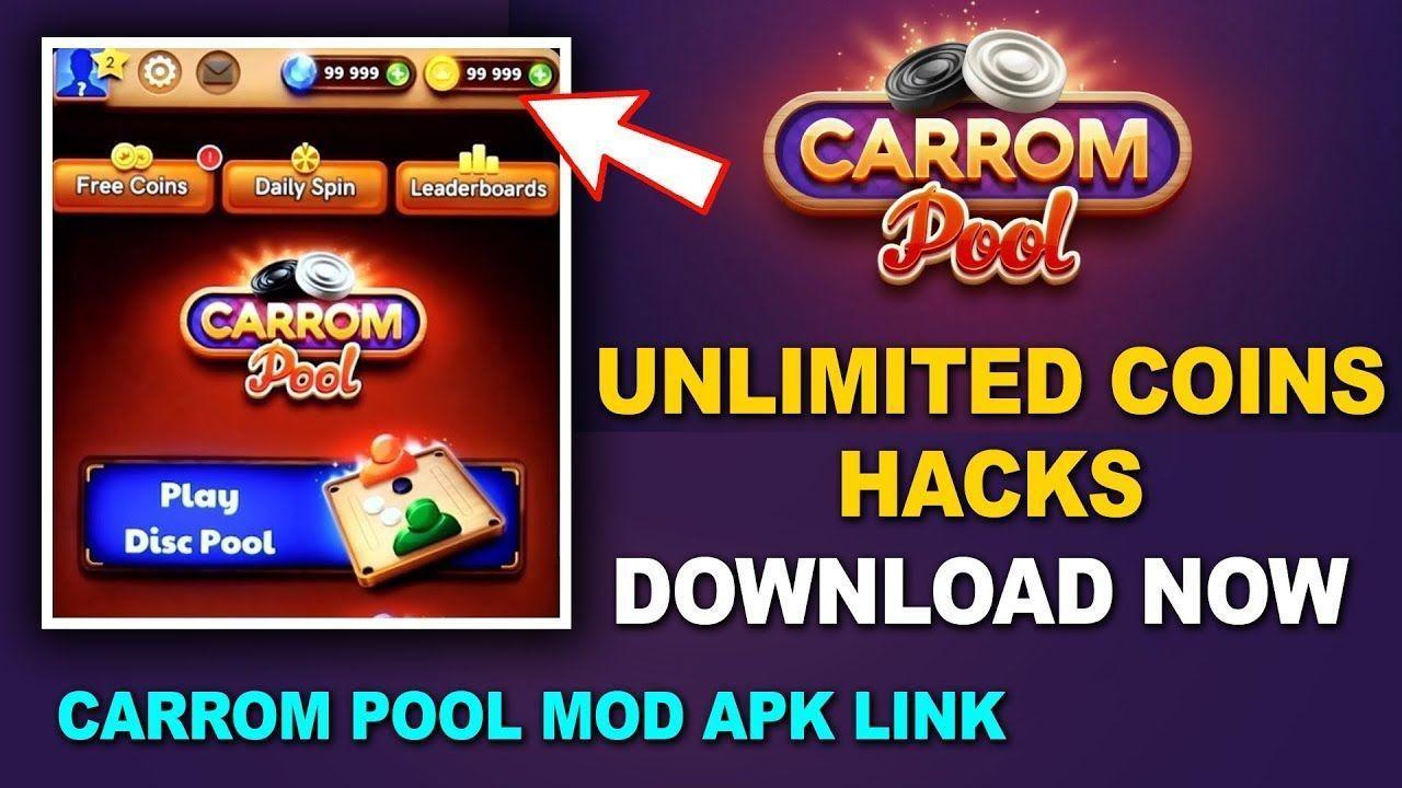 Carrom Pool Mod Apk: Découvrez Toutes Les Dernières Fonctionnalités!