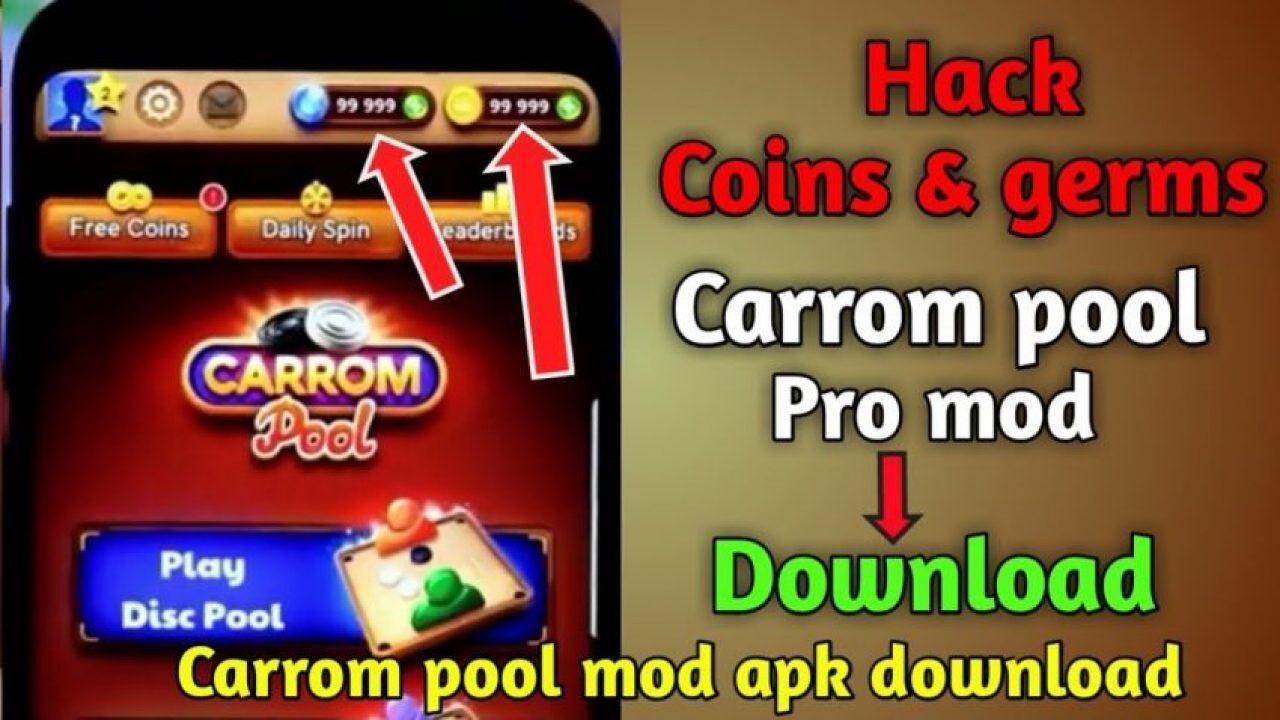 Carrom Pool V.5.0.1 Mod Apk: Téléchargez Pour Obtenir L'accès Aux