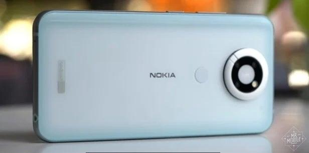 Nokia avait en tête un `` remake '' du mythique Nokia N95