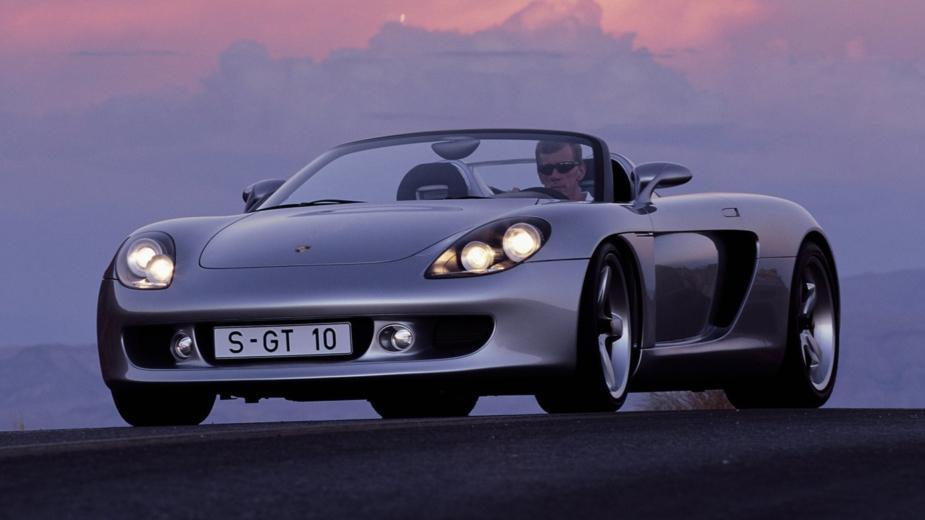 Cela Fait 20 Ans Que La Porsche Carrera Gt A