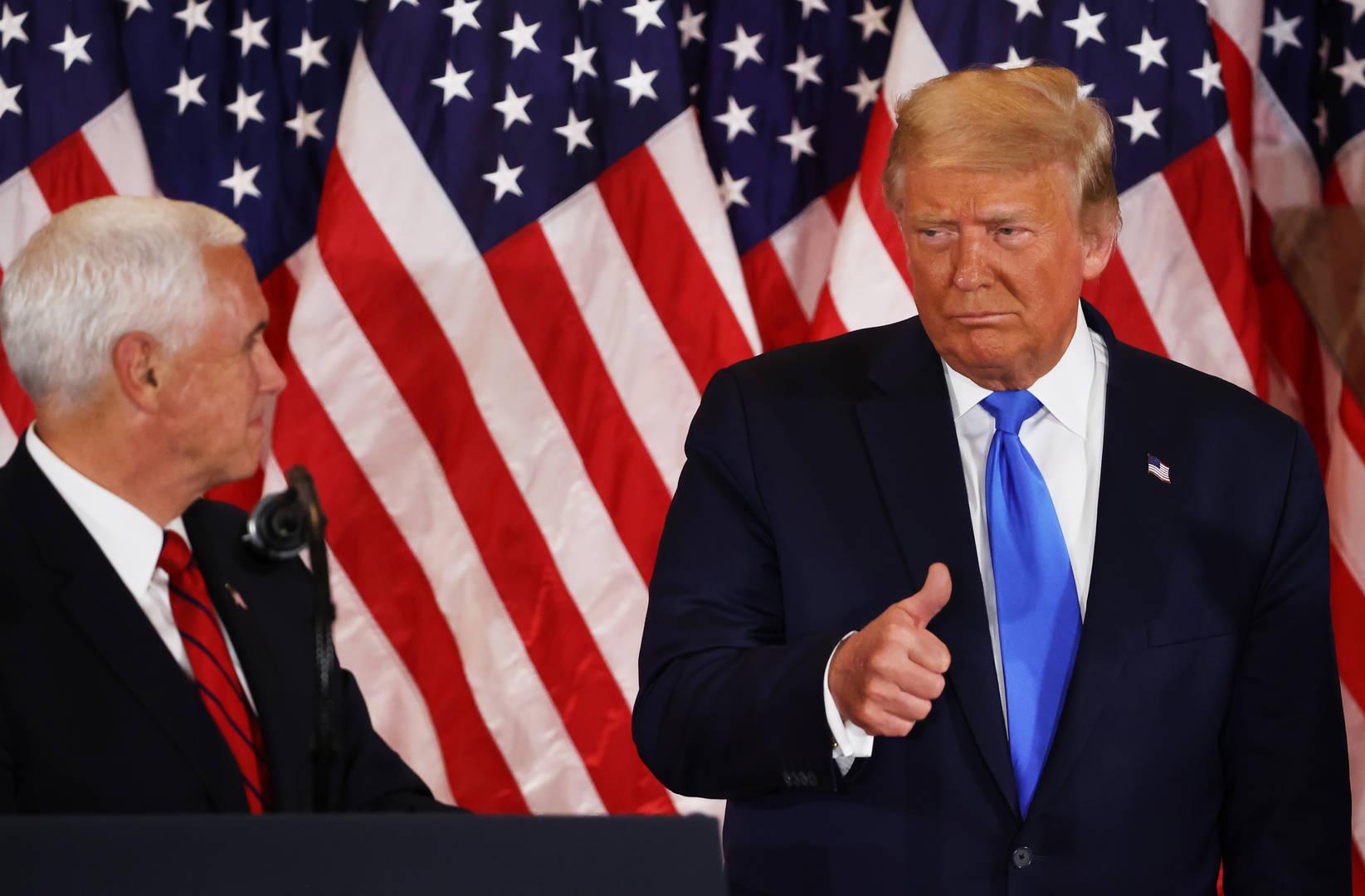 Donald Trump, Joe Biden, Élection 2020, Résultats des élections, Maison Blanche