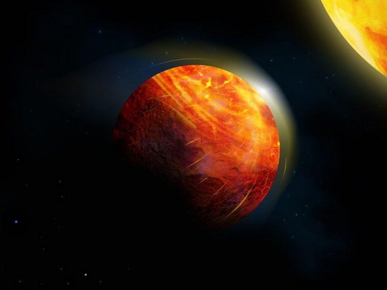 Cette Planète Bizarre Pourrait Avoir Des Vents Supersoniques Dans Une