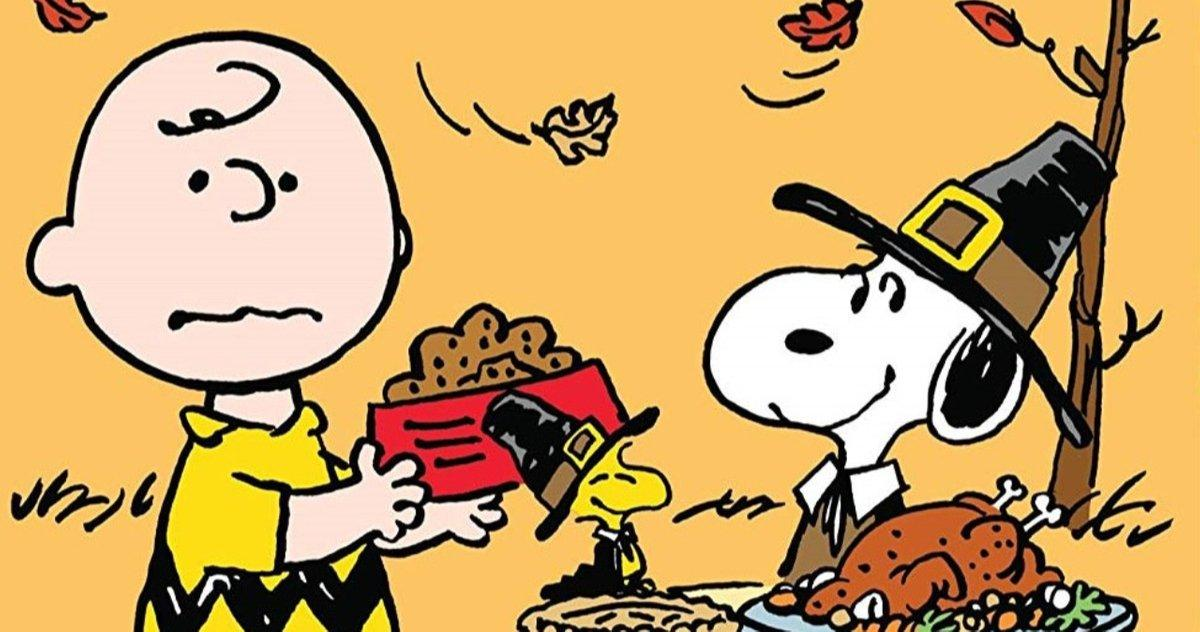Charlie Brown Thanksgiving Et Les Spéciaux De Noël Reviennent à