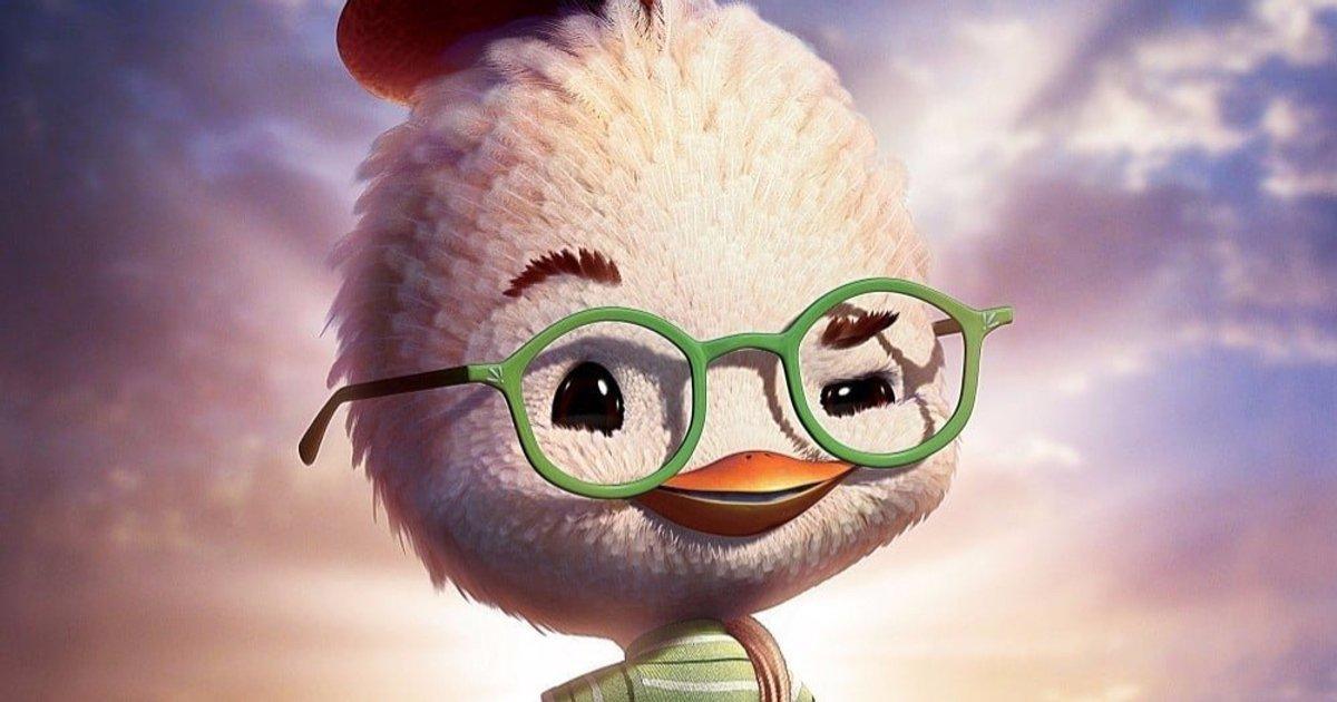 Chicken Little était Censé être Une Fille, Mais Le Patron