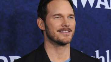 MCU star Chris Pratt