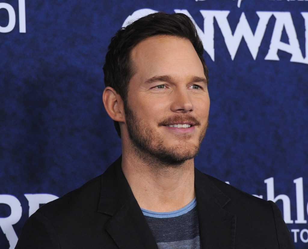 Chris Pratt, star du MCU