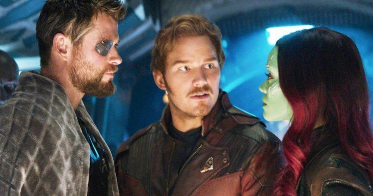 Chris Pratt Reviendra En Tant Que Star Lord Dans Thor: Love