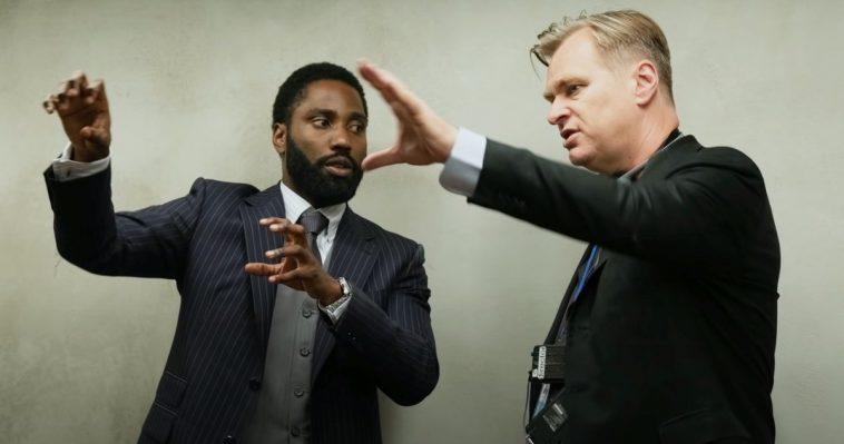 Christopher Nolan Est Ravi Du Box Office Tenet, Déclare Que Les