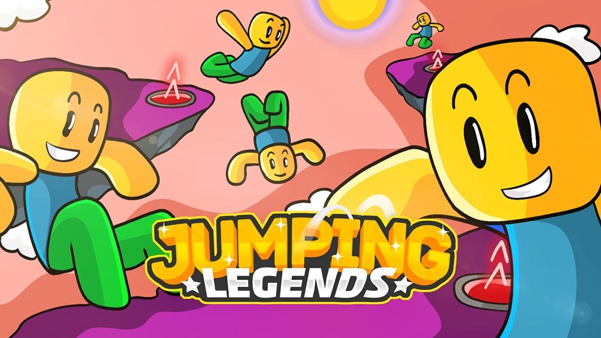 Codes Roblox Jumping Legends (novembre 2020)
