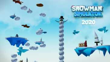 Codes Du Simulateur Roblox Snowman (novembre 2020)