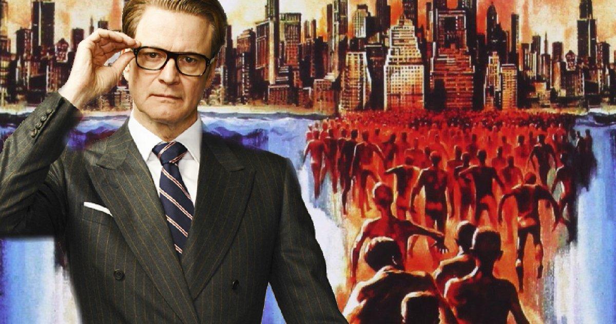 Colin Firth Combattra Des Zombies Dans La Comédie D'action New