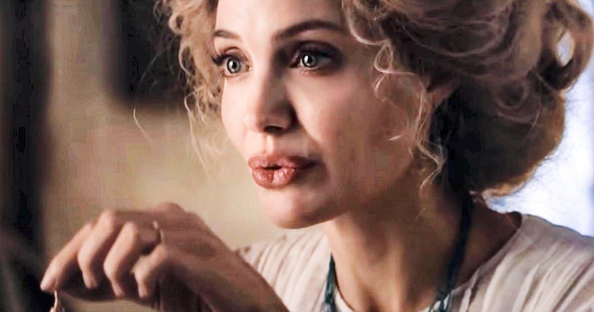 Come Away Trailer: Angelina Jolie Est La Mère D'alice Au