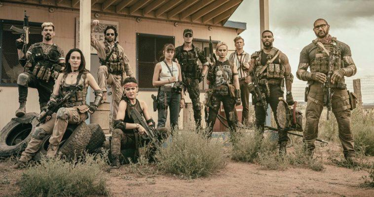 Comment L'armée Des Morts De Zack Snyder Réinvente Les Films