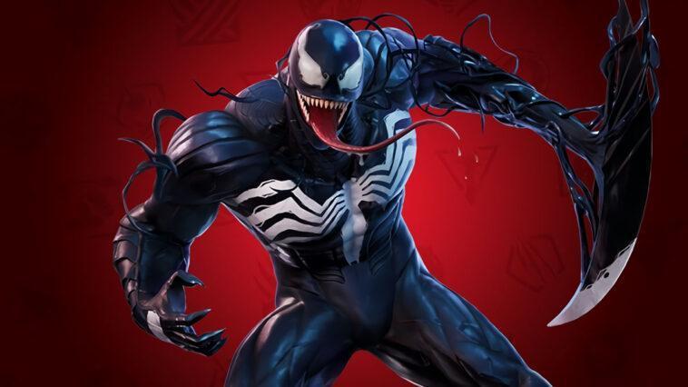 Comment Obtenir Le Skin Venom Gratuitement Dans Fortnite
