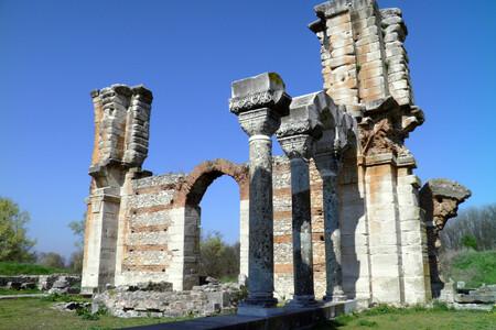 Basilique en Grèce