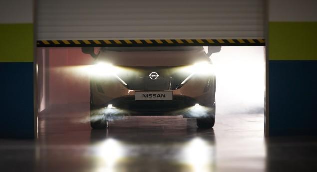 Crossover électrique. Nissan Ariya Arrive Sur Le Vieux Continent