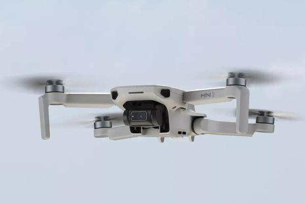 Dji Mini 2: Le Petit Drone Transforme Les Vidéos 4k