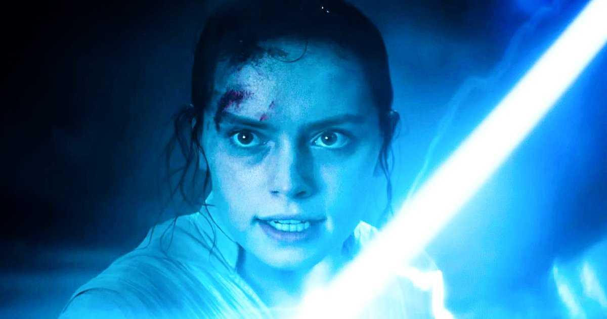 Daisy Ridley - Star Wars: Episode VIII The Last Jedi (2017
