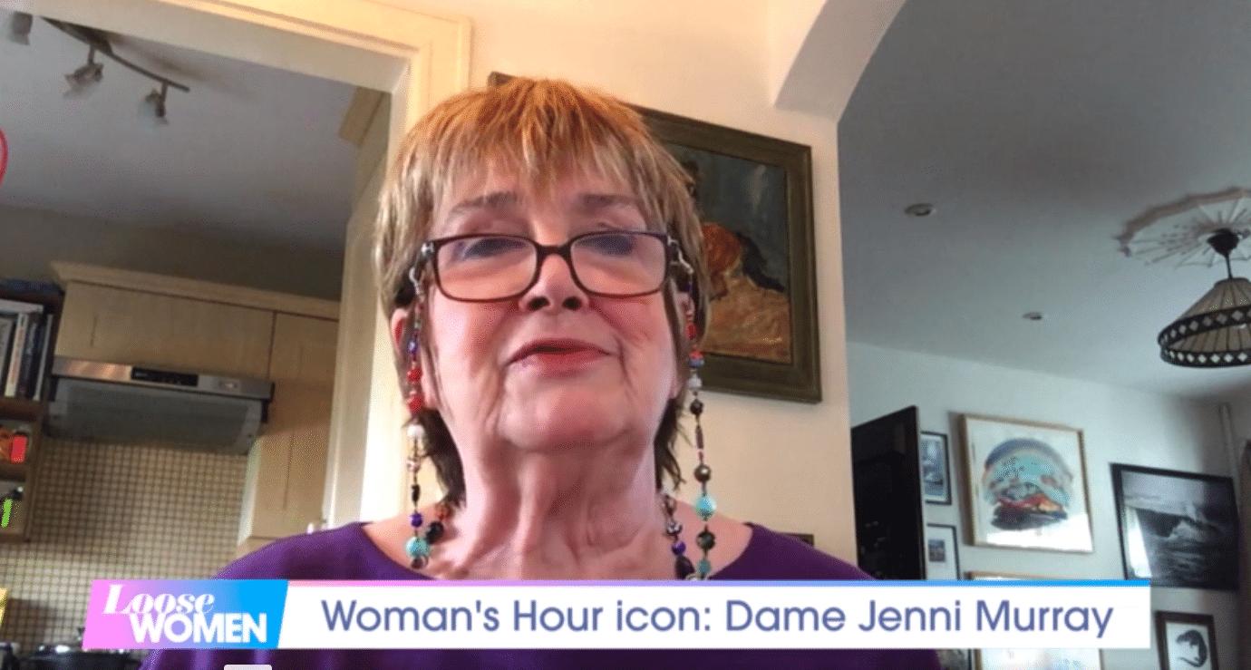 Dame Jenni Murray Double Son Point De Vue `` Transphobe
