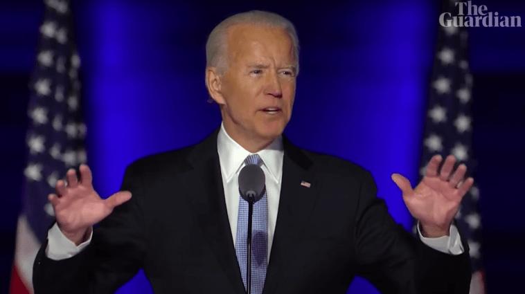 Dans Une Première Historique, Joe Biden A Mentionné Les Personnes