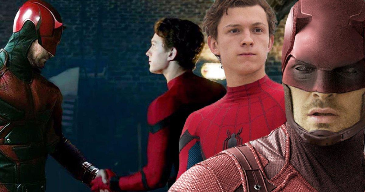 Daredevil Rights Reviendra à Marvel Alors Que Spider Man 3 Commence