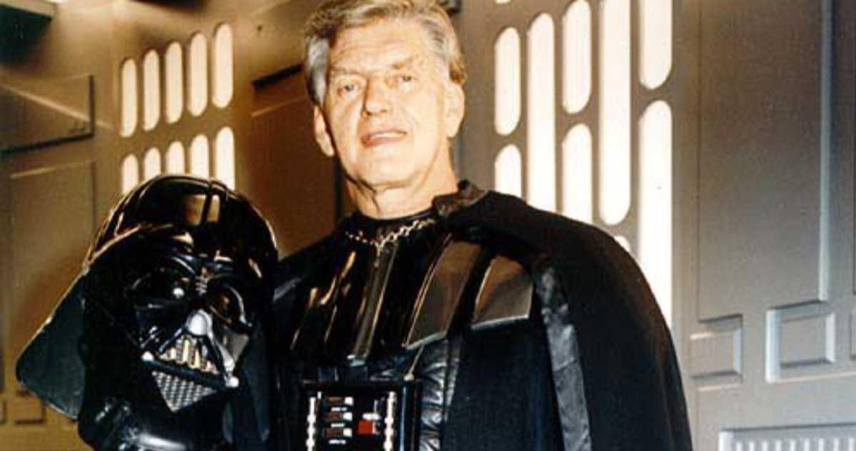 David Prowse Meurt, L'acteur De Dark Vador De Star Wars