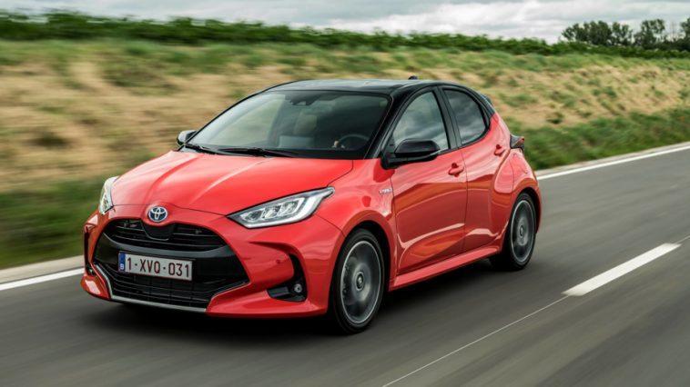 Découvrez Combien Coûte La Nouvelle Toyota Yaris Au France