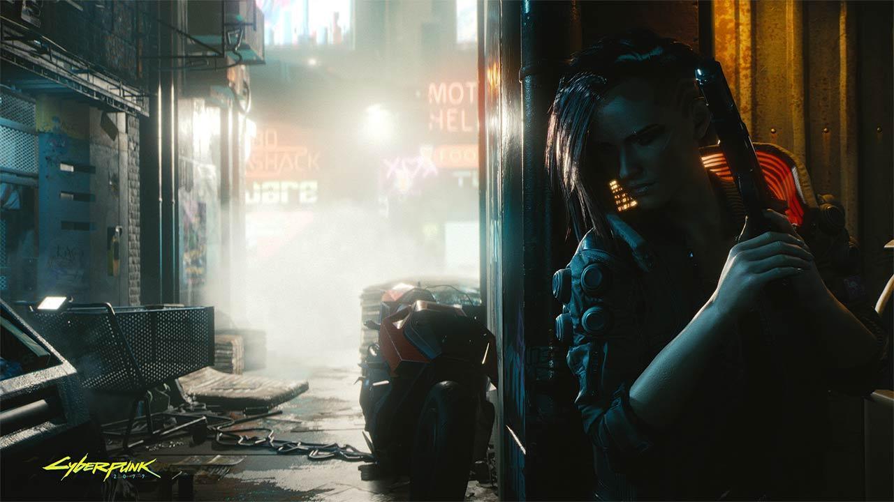 Des images de gameplay de Cyberpunk 2077 révélées, sortie prévue le 10 décembre