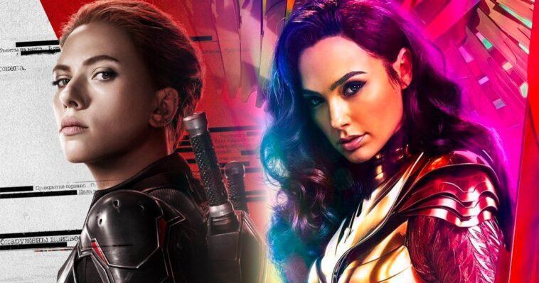 Désolé, Black Widow Ne Sera Pas En Première Sur Disney