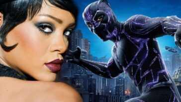 Désolé, Mais Cette Rumeur De Black Panther 2 Sur Rihanna
