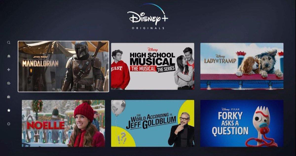Disney + Brise Les Attentes Avec 73 Millions D'abonnés La