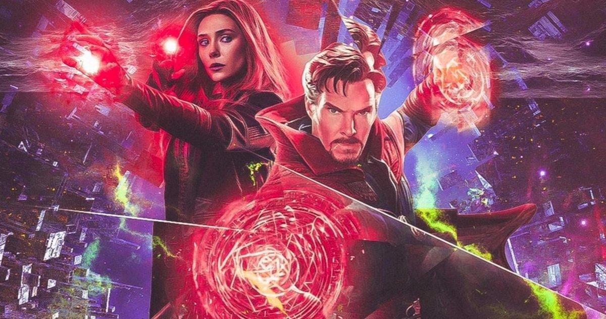 Doctor Strange Dans L'équipe Du Multivers De La Folie Arrive