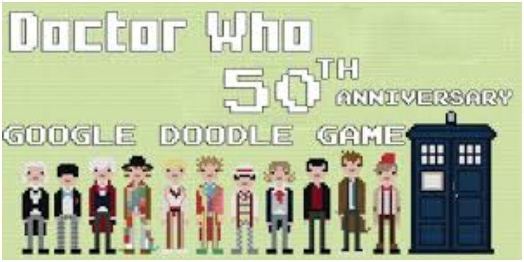 Doctor Who's 50th Anniversary