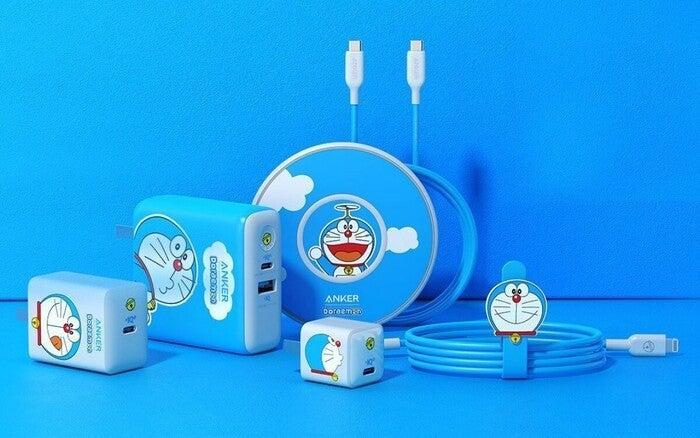 Accessoires Doraemon