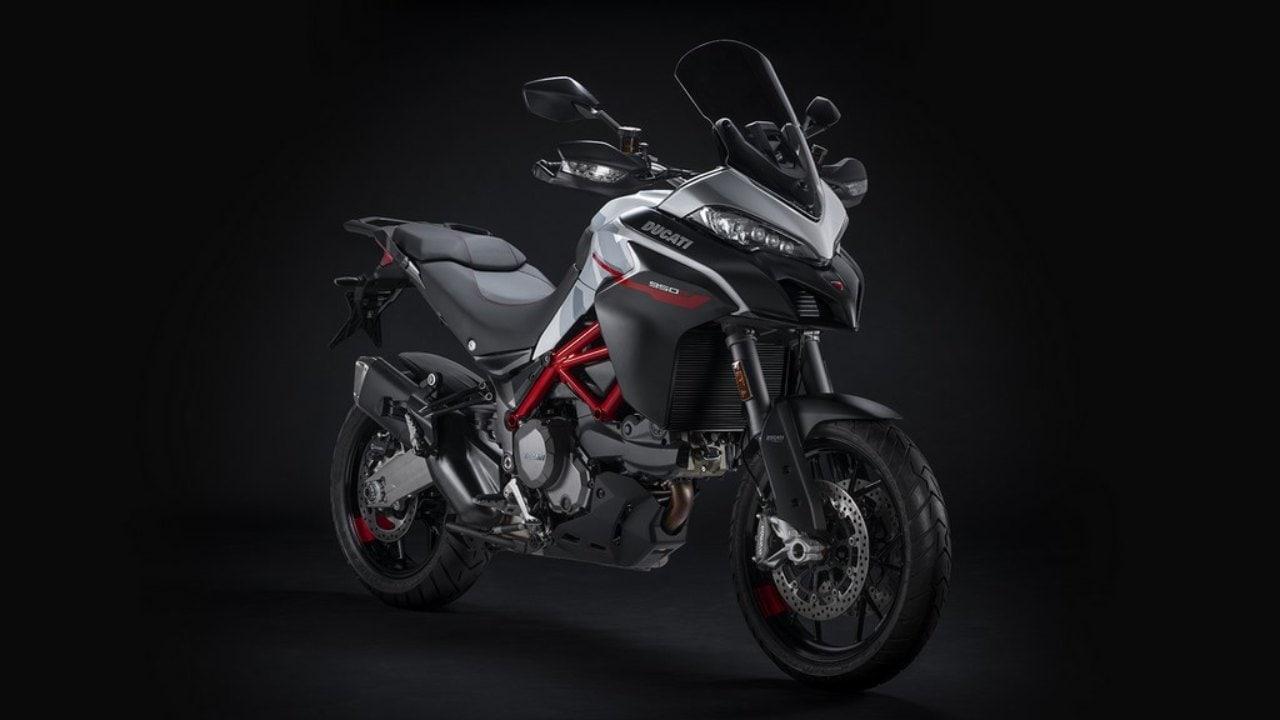 Ducati Multistrada 950 S Conforme Bsvi Lancé En Inde à