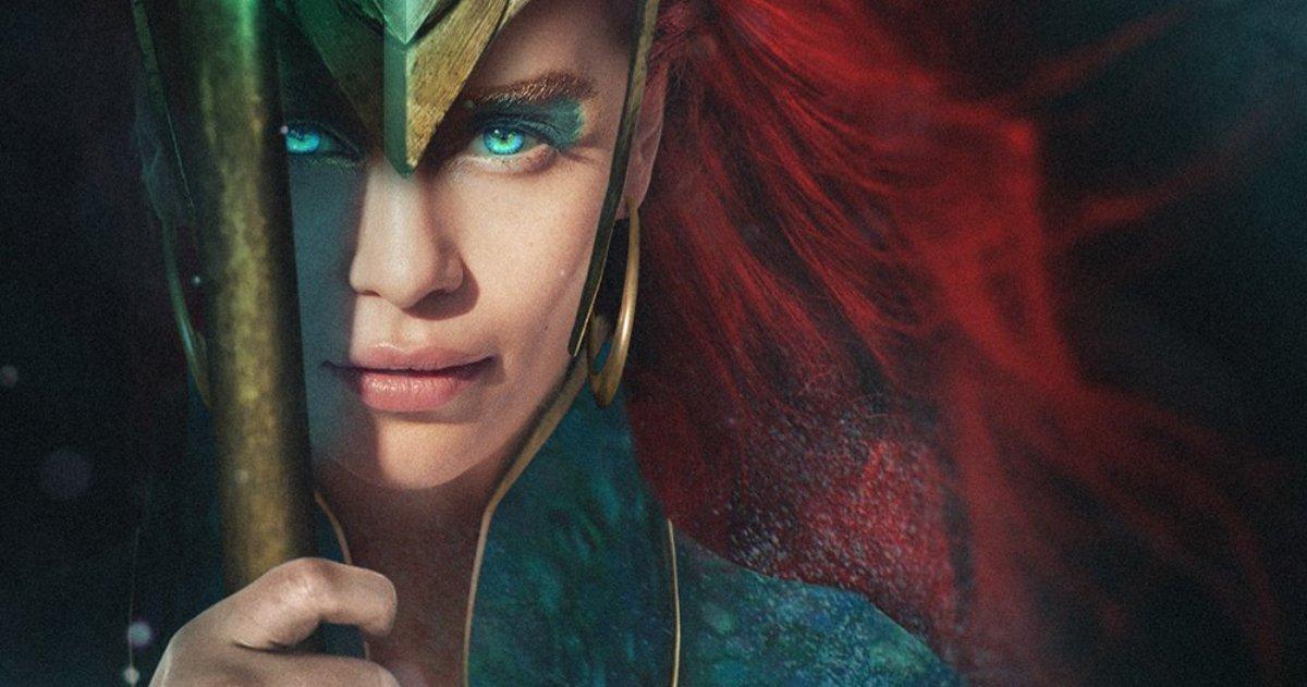 Emilia Clarke Remplace Amber Heard Dans Aquaman 2 Art De