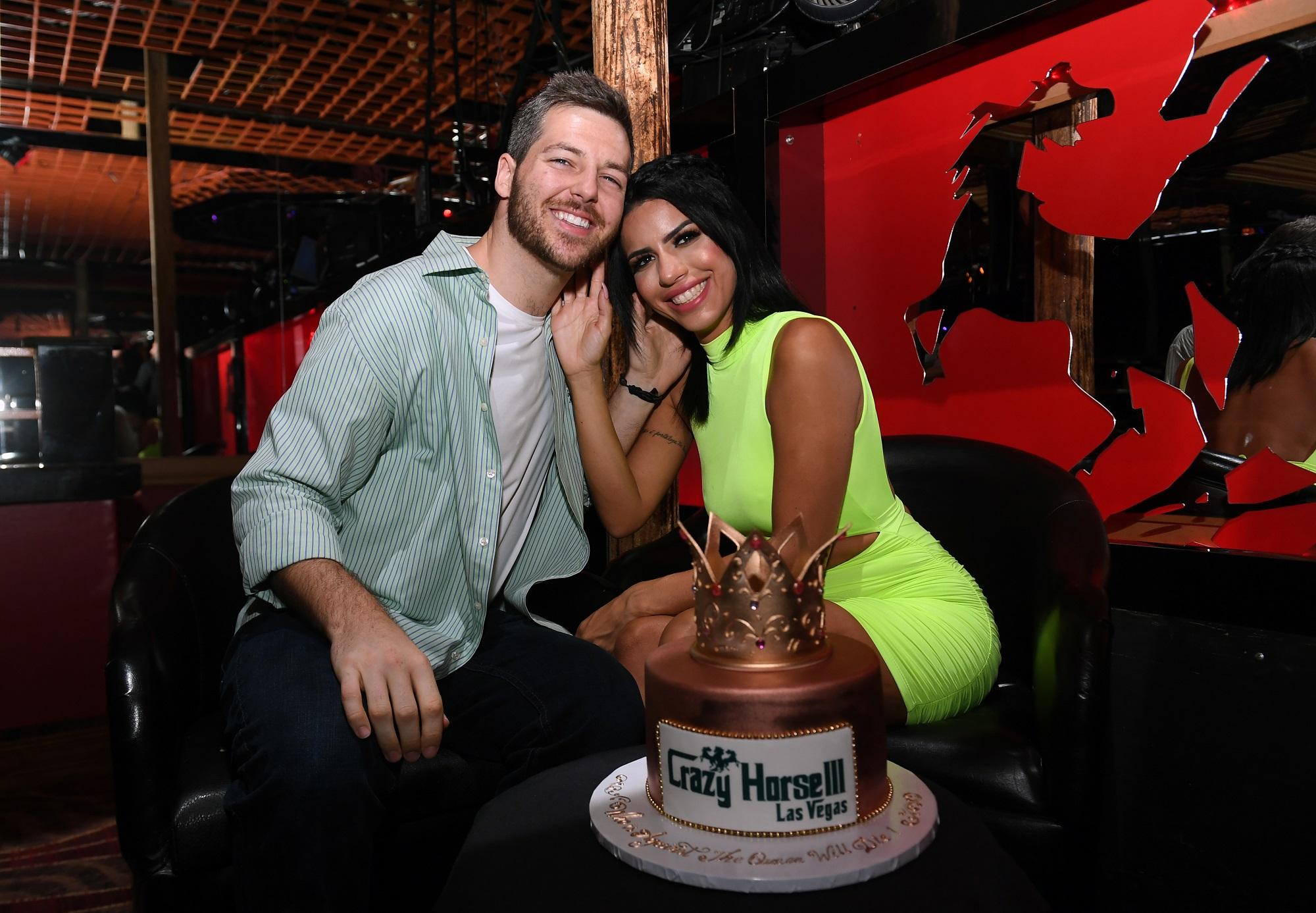 Eric Nichols et Larissa Dos Santos Lima du fiancé de 90 jours