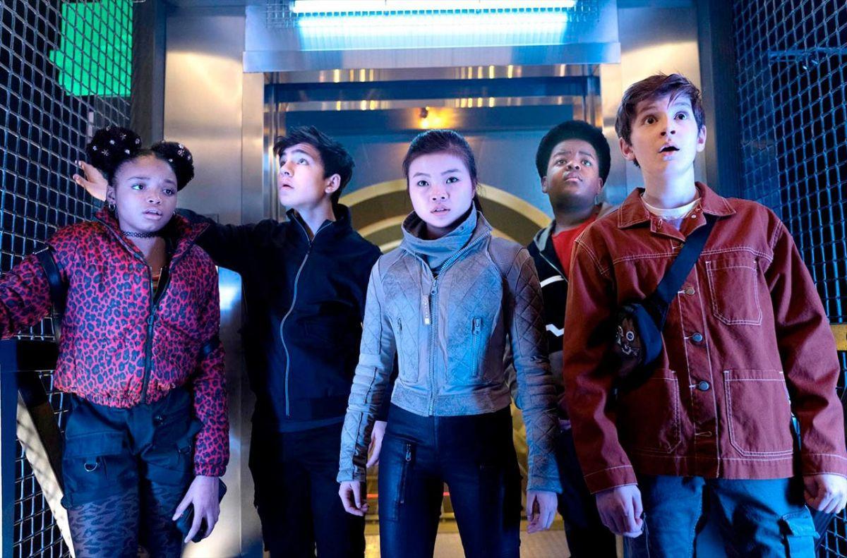 Exclusif: Dans L'aventure Spatiale `` The Astronauts '' De Nickelodeon