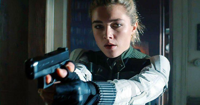 Florence Pugh Appelle Le Scénario De Black Widow Horrifiant