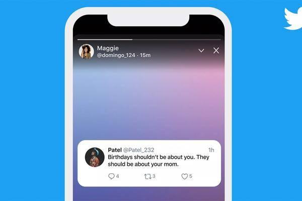 Flottes Twitter: Viennent Maintenant Les Messages Auto Effaçables