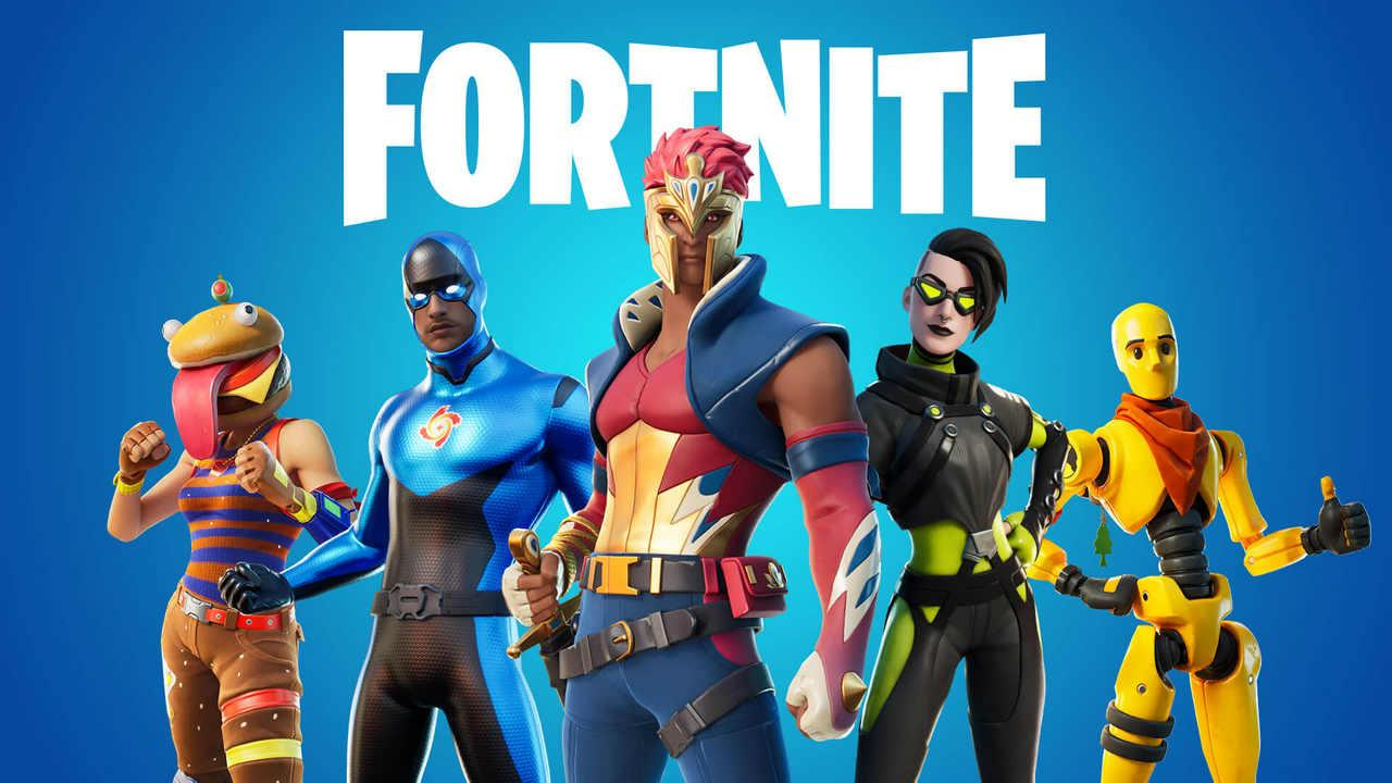 Fortnite Arrivera Sur Xbox Series X, Series S Et Playstation