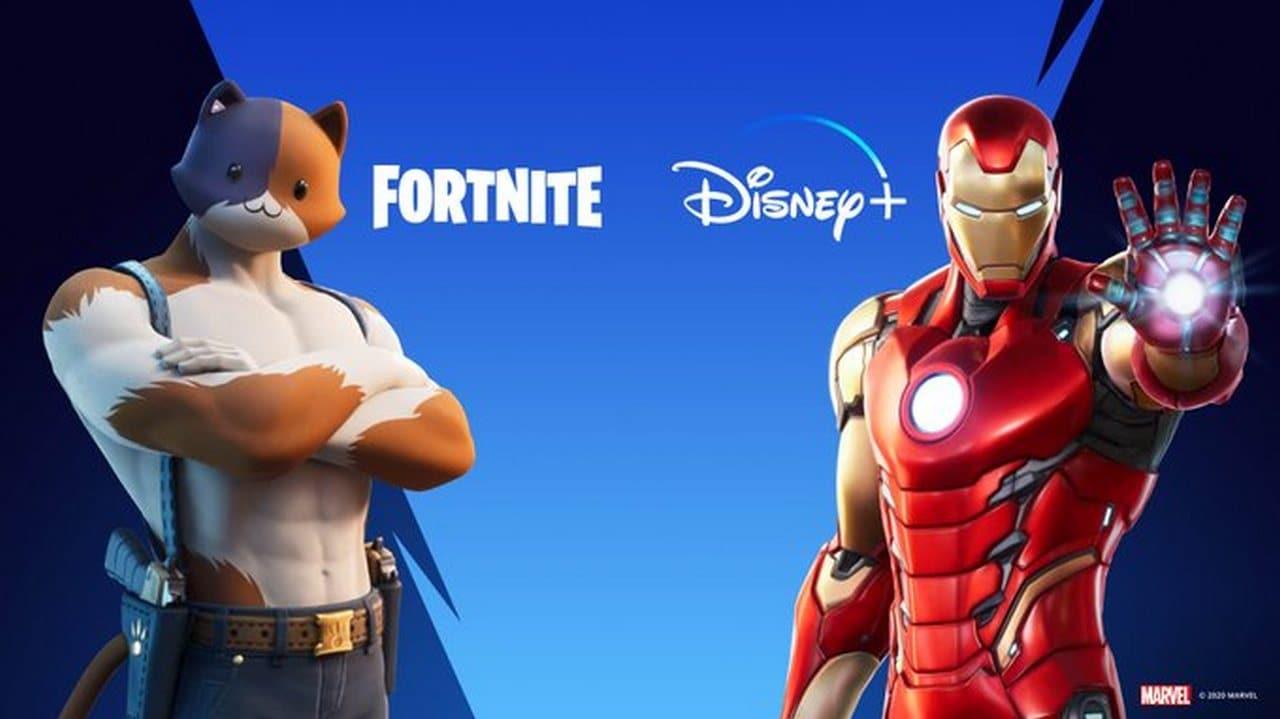 Fortnite Fournira Gratuitement Deux Mois D'accès à Disney Plus Sur