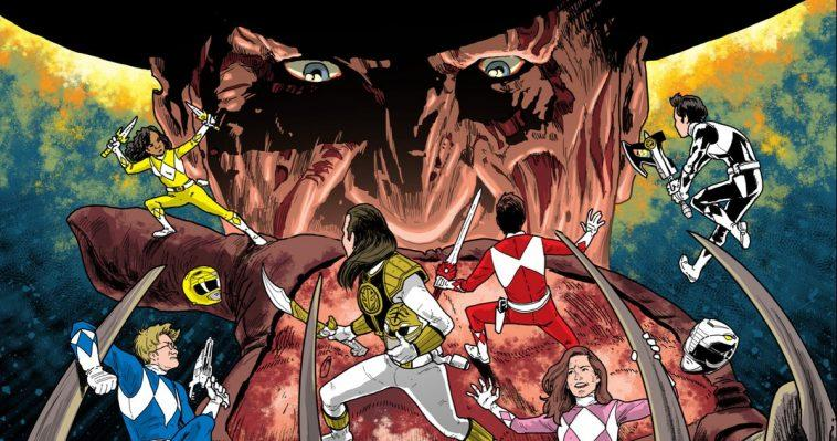 Freddy Krueger, Jason Et Pinhead Combattent Les Power Rangers Dans