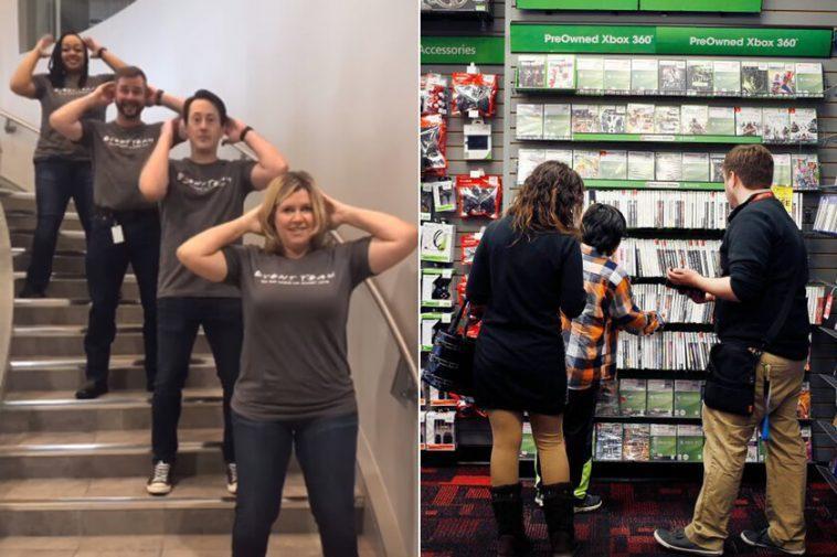 GameStop veut que ses employés dansent sur Tiktok.  Récompense?  Travailler dix heures supplémentaires