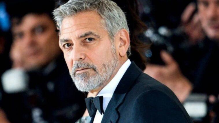 George Clooney est l'icône de l'année 2020 !