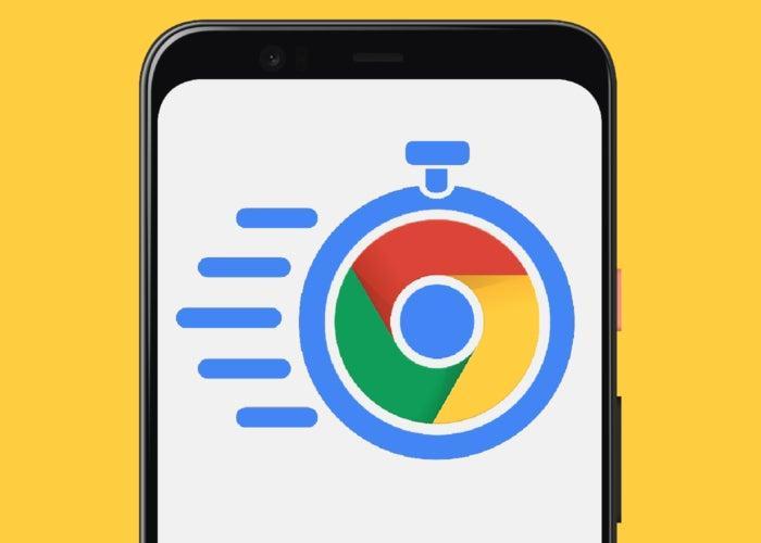 Chrome avec chargement instantané sur Android