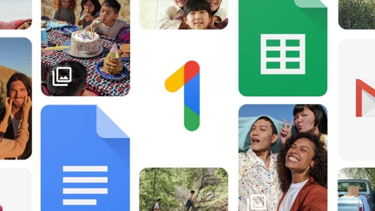 Google One franchit la barre des 100 millions de téléchargements sur Google Play Store